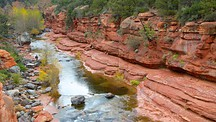 Slide Rock State Park - Northern Arizona