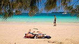 Showing item 78 of 89. Kuto Beach - New Caledonia - Tourism Media