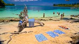 Showing item 77 of 89. Kanumera Beach - New Caledonia - Tourism Media