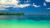 Showing item 88 of 89. Kanumera Beach - New Caledonia - Tourism Media