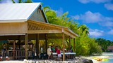 Showing item 46 of 90. Ootu Beach - Cook Islands - Tourism Media