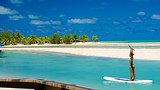 Showing item 35 of 90. Ootu Beach - Cook Islands - Tourism Media