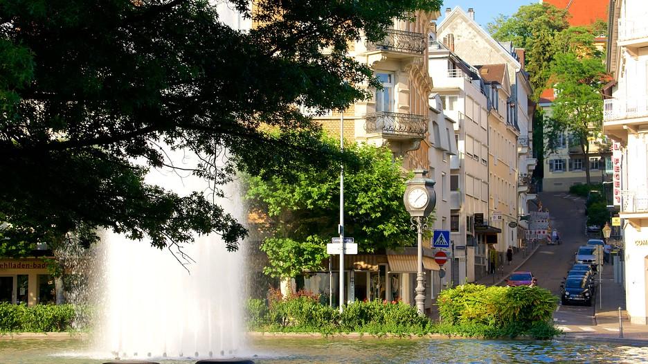 Baños Romanos Baden Baden ~ Dikidu.com