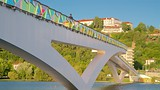 Pedro and Ines Footbridge (Ponte Pedro y Ines) - Coimbra (district) - Tourism Media