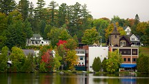 Lake Placid (en omgeving) - New York