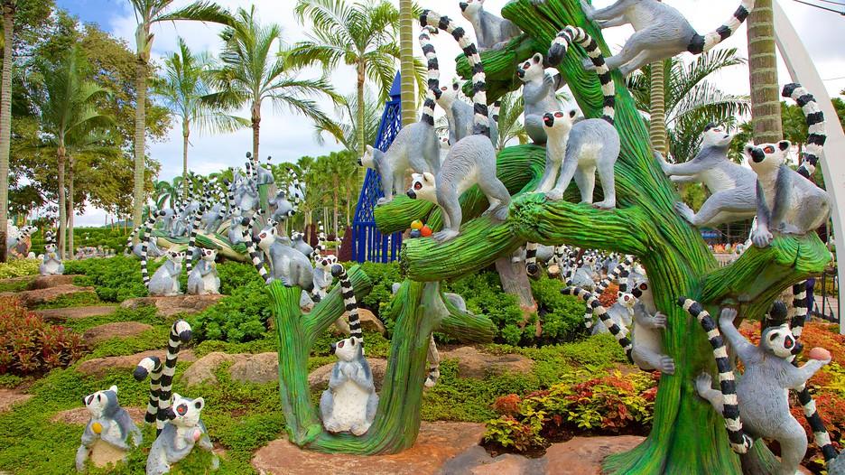 Nong Nooch Tropical Botanical Garden In Pattaya Expedia