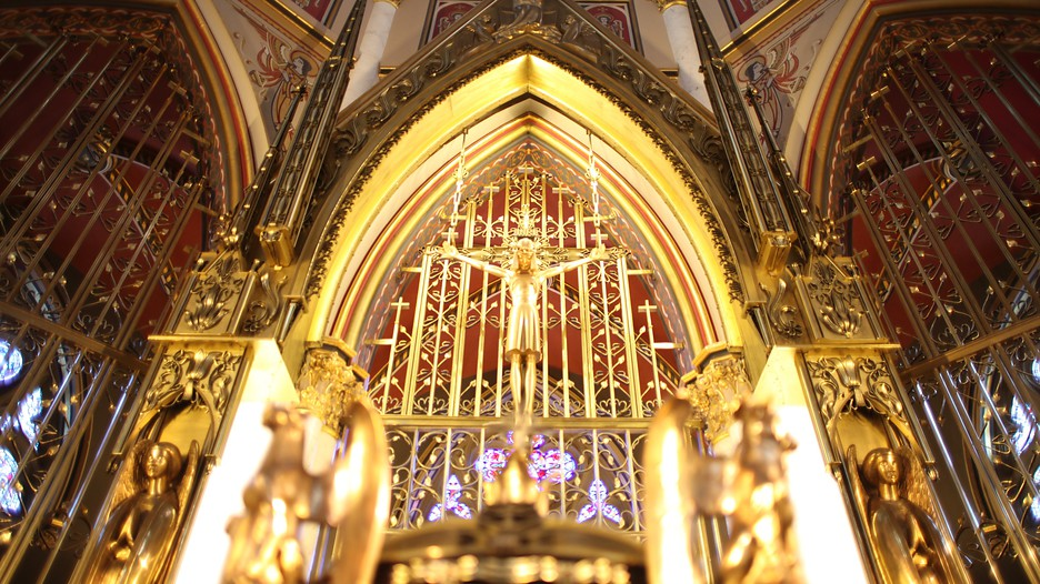 Cathedral Of St Helena In Helena Montana Expedia