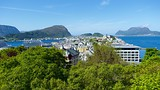 Aksla Viewpoint - Alesund - More og Romsdal - Tourism Media