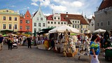 Town Hall Square - Estonia - Tourism Media