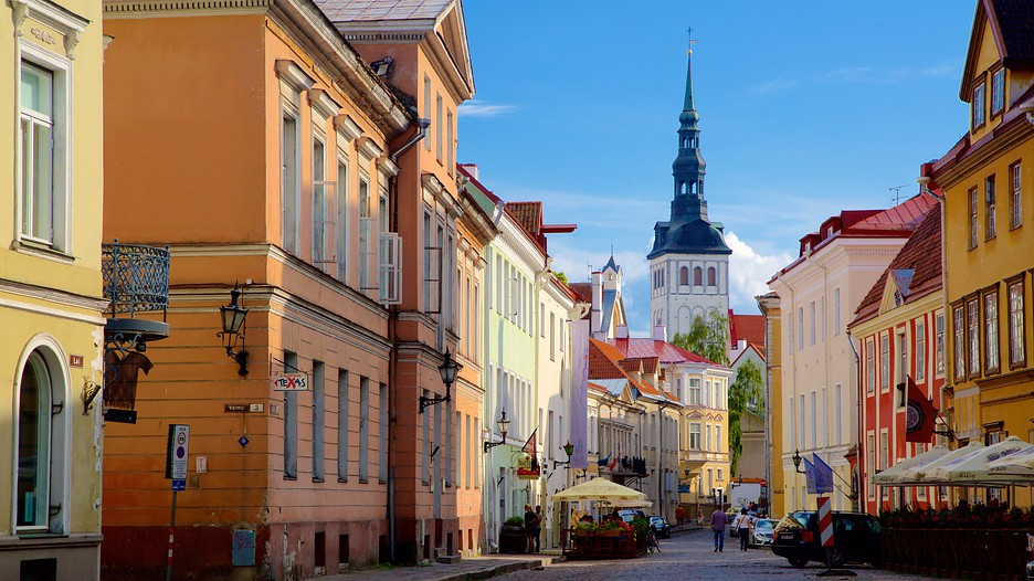 Tallinn Flug Und Hotel