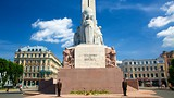Freedom Monument - Riga - Tourism Media