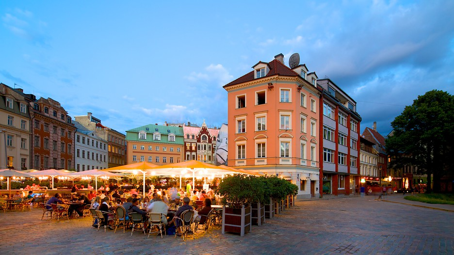 Best Hotels In Riga Old Town