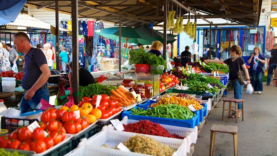Riga Food Market 77707