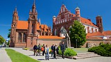 St. Anne's Church - Vilnius - Tourism Media