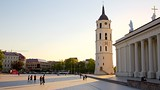 Cathedral Square - Lithuania - Tourism Media