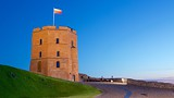 Gediminas Tower - Lithuania - Tourism Media