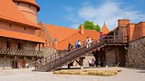 Trakai Island Castle - Vilnius - Tourism Media