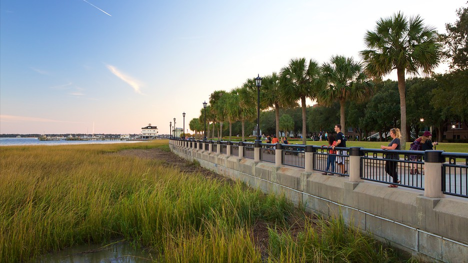 Waterfront Park In Charleston South Carolina Expedia Ca