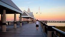 Charleston Waterfront Park - Charleston