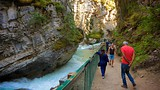 Johnston Canyon - Canadá - Tourism Media