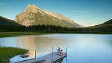 Vermilion Lakes - Banff - Tourism Media