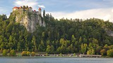 Bled Castle - Lake Bled - Julian Alps - Tourism Media