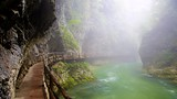 Vintgar Gorge - Lake Bled - Julian Alps - Tourism Media