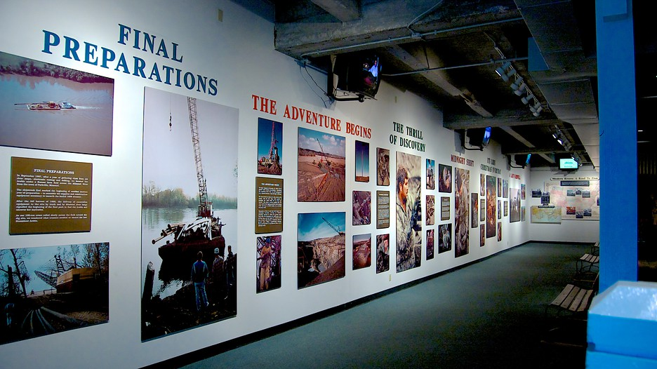 Arabia Steamboat Museum In Kansas City Expedia Ca
