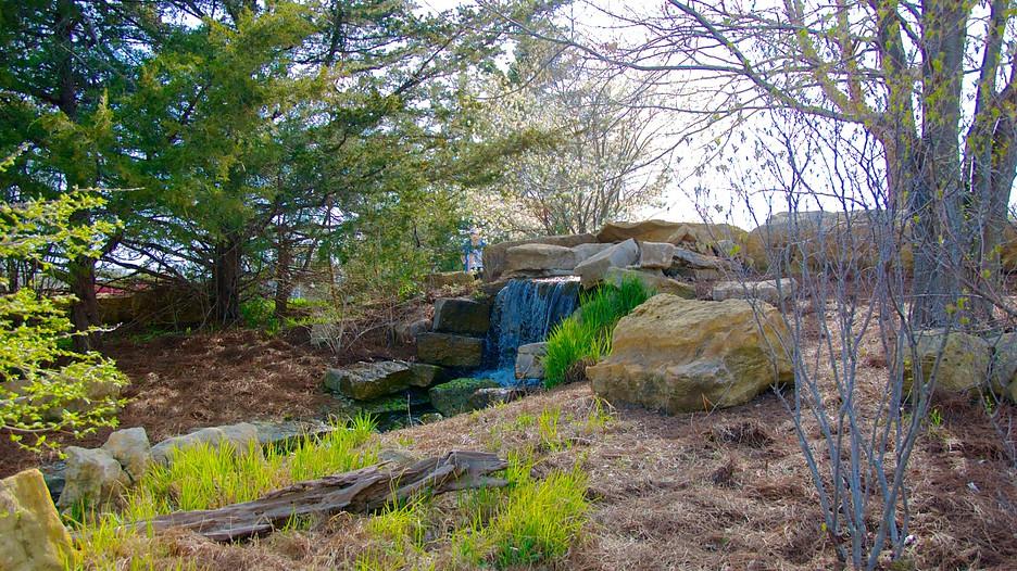 Overland Park Arboretum And Botanical Gardens In Overland