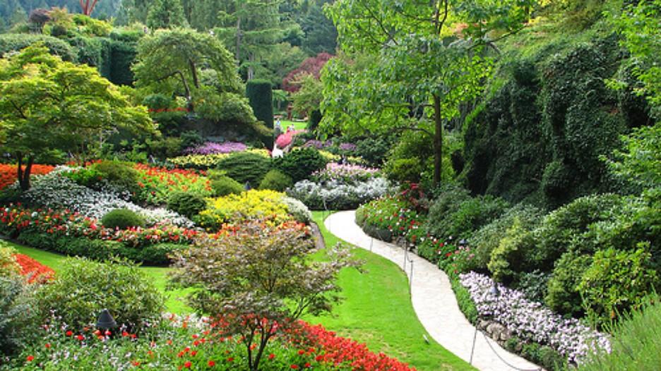 Butchart Gardens In Victoria Expedia Ca