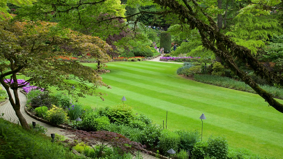 Butchart gardens in victoria expedia - What time does victoria gardens close ...