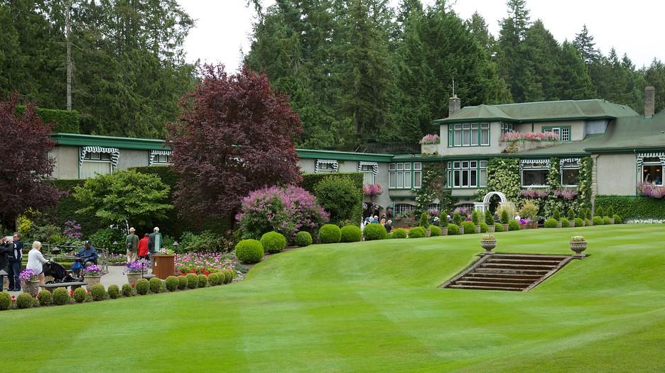 Butchart Gardens In Victoria Expedia