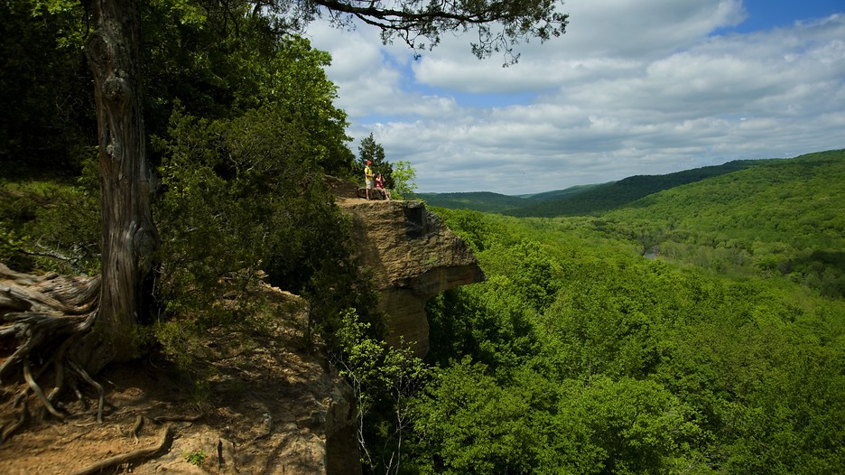 Devil S Den State Park West Fork Arkansas Attraction