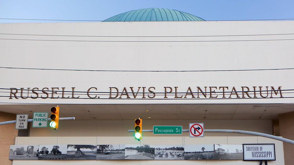 Russell C Davis Planetarium in Jackson | Mississippi - on ...