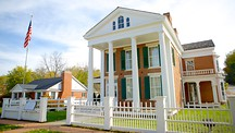 Washburne House Historic Site - Galena