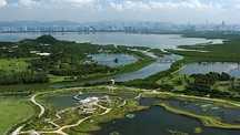Hong Kong Wetland Park - Kowloon