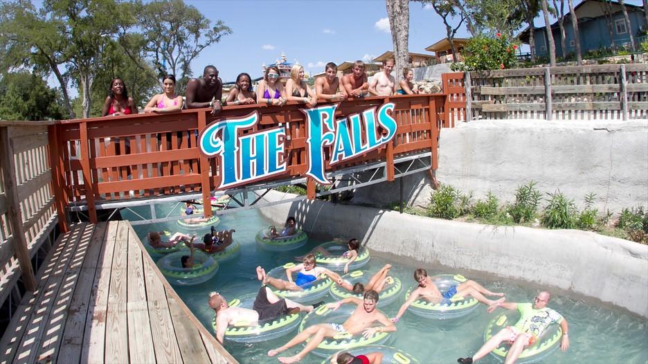 Schlitterbahn New Braunfels Waterpark And Resort In San