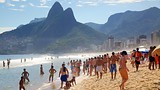 Ipanema Beach - Tourism Media
