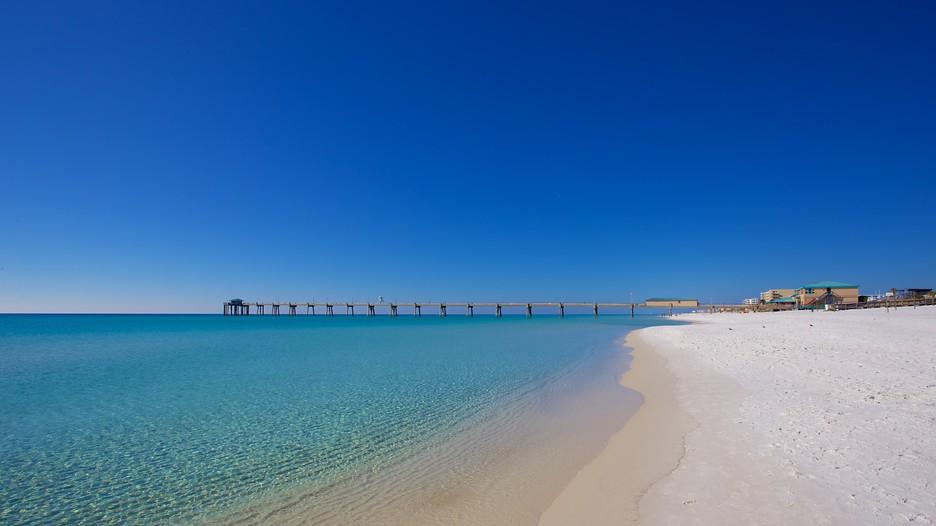 Okaloosa Island Beach