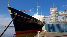 Royal Yacht Britannia - Edinburgh
