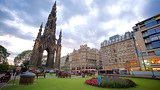 Princes Street Gardens - Scotland - Tourism Media