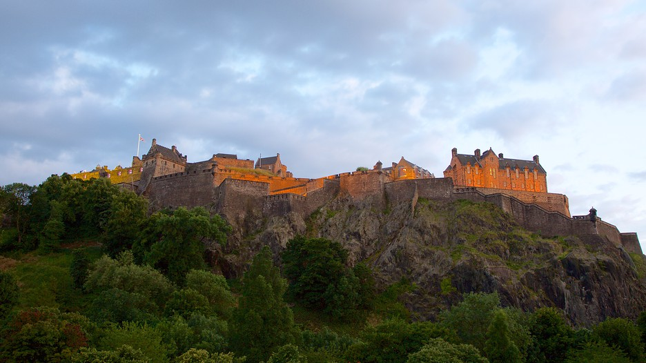Edinburgh Scotland Tours & Vacations from London, UK ... |Edinburgh Vacation
