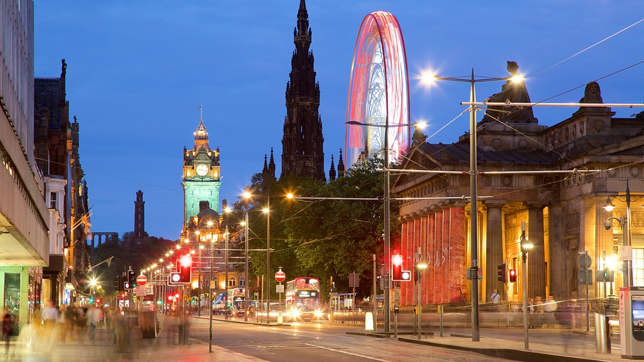 Edinburgh Travel Guide: See, Do, Costs, Save, & More ... |Edinburgh Vacation