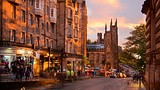 Old Town - Edinburgh - Tourism Media