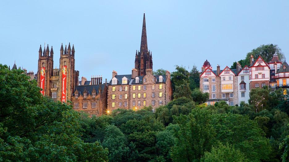 Cheap Hotels Old Town Edinburgh