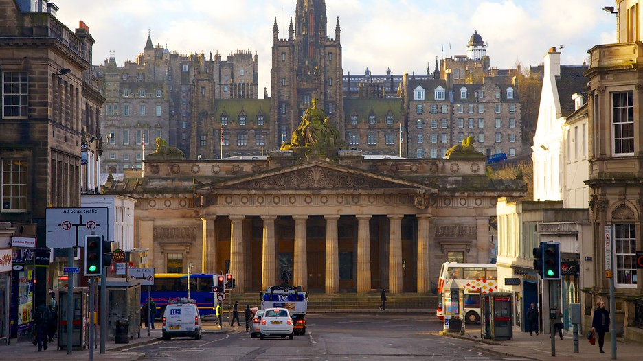 National gallery of scotland in edinburgh scotland expedia for Travel to edinburgh scotland