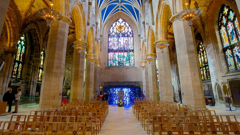 St Giles Cathedral In Edinburgh Scotland Expedia Ca