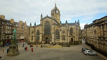 St. Giles' Cathedral - Edinburgh
