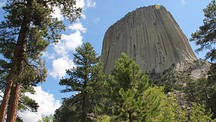 Devils Tower National Monument - Wyoming