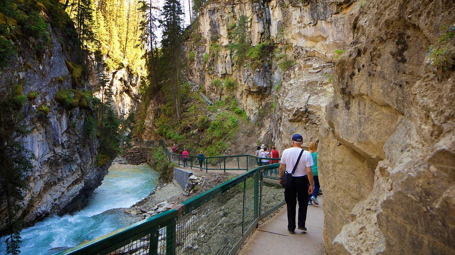 Johnston Canyon Vacations 2017 Package Amp Save Up To 603